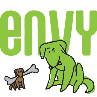 Envy, June 2009. (http://psychologytoday.com).