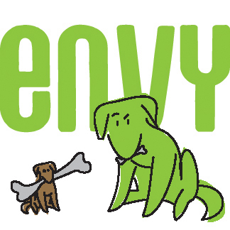 Envy, June 2009. (http://psychologytoday.com).