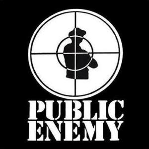 Public Enemy logo (note the crosshairs target), September 30, 2016. (http://twitter.com).